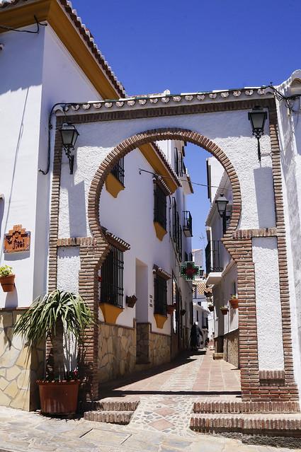 2. Comares, Spain