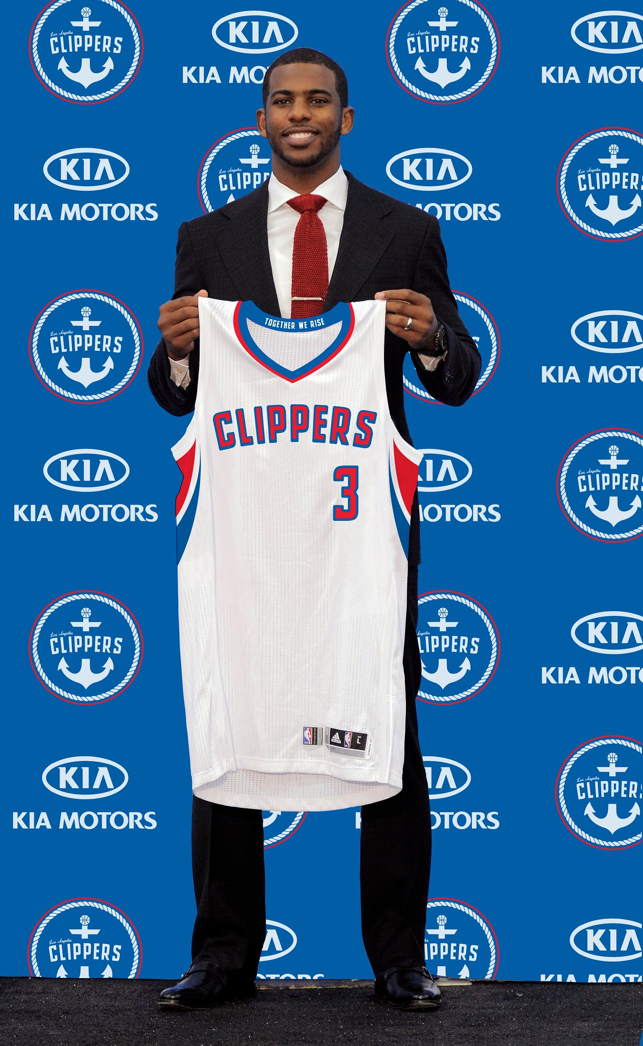 e08702241681 He also provided a more traditional mock-up sheet. Conrad Burry drew upon  several aspects of the Clippers  past to create a handsome logo set and  very nice ...