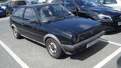 automobile, automotive exterior, supermini, volkswagen, vehicle, volkswagen golf mk1, subcompact car, city car, compact car, land vehicle, hatchback,