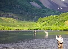 My Public Lands Roadtrip: Project Healing Waters Event in Alaska