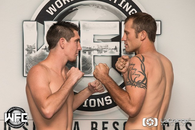 WFC 41 Weigh-Ins June 26th,2015