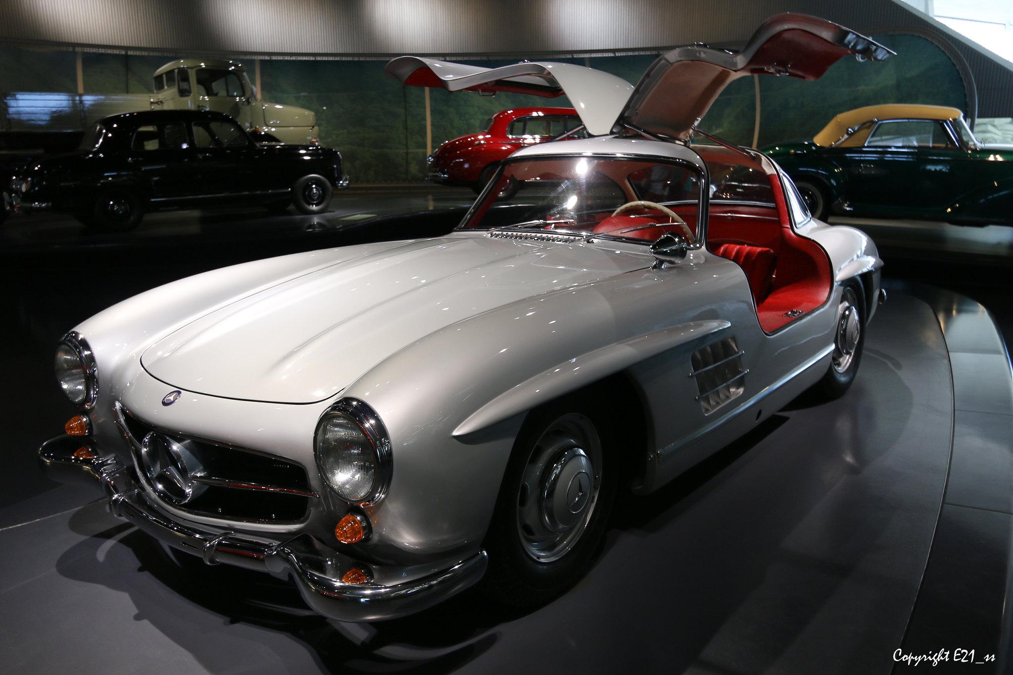 E21s germany part 8 nice car mercedes benz 300sl gullwing for Mercedes benz germany internship