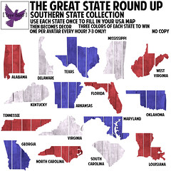 [ free bird ] Great State Round Up - South Collection