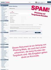 Targobank-Phishing