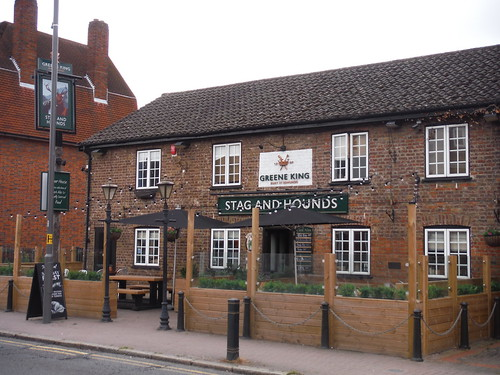 The Stag & Hounds, Farnham Common