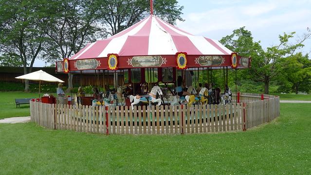 Shelburne Museum Circus Building