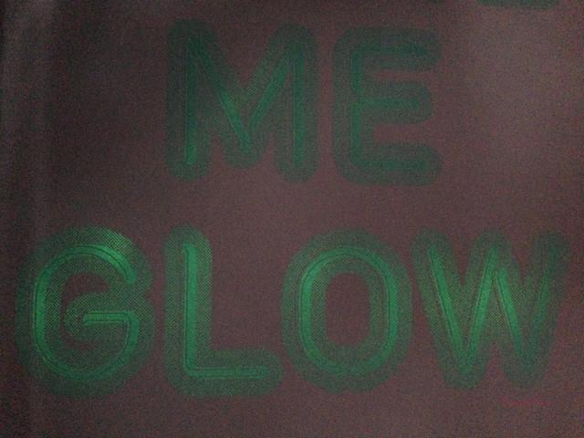 Review Nuuna Glow In The Dark Graphic Notebook @BureauDirect (12)