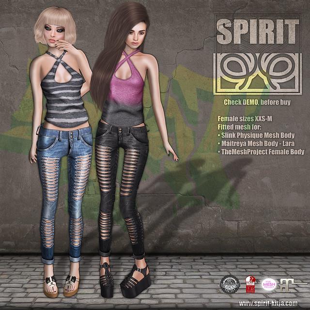 SPIRIT - Janie outfit