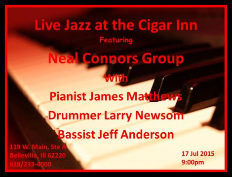 Neal Connors Group @ the INN  17 Jul
