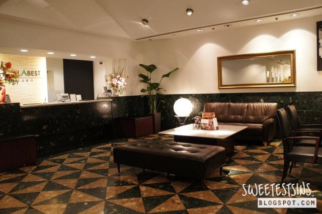 hotel abest meguro review 11
