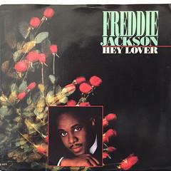 FREDDIE JACKSON:HEY LOVER(JACKET A)