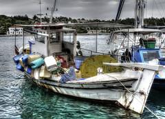 Fishing Boat, Fiskardo, Kefalonia [Explored 23/07/2015 (456)]