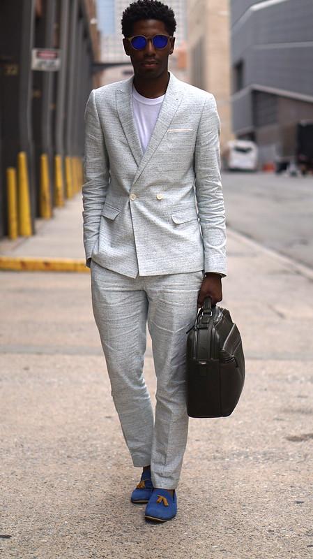 White Trend SS16 Menswear