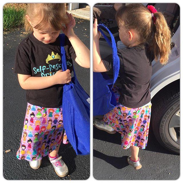 EYMM Capsule Skirt
