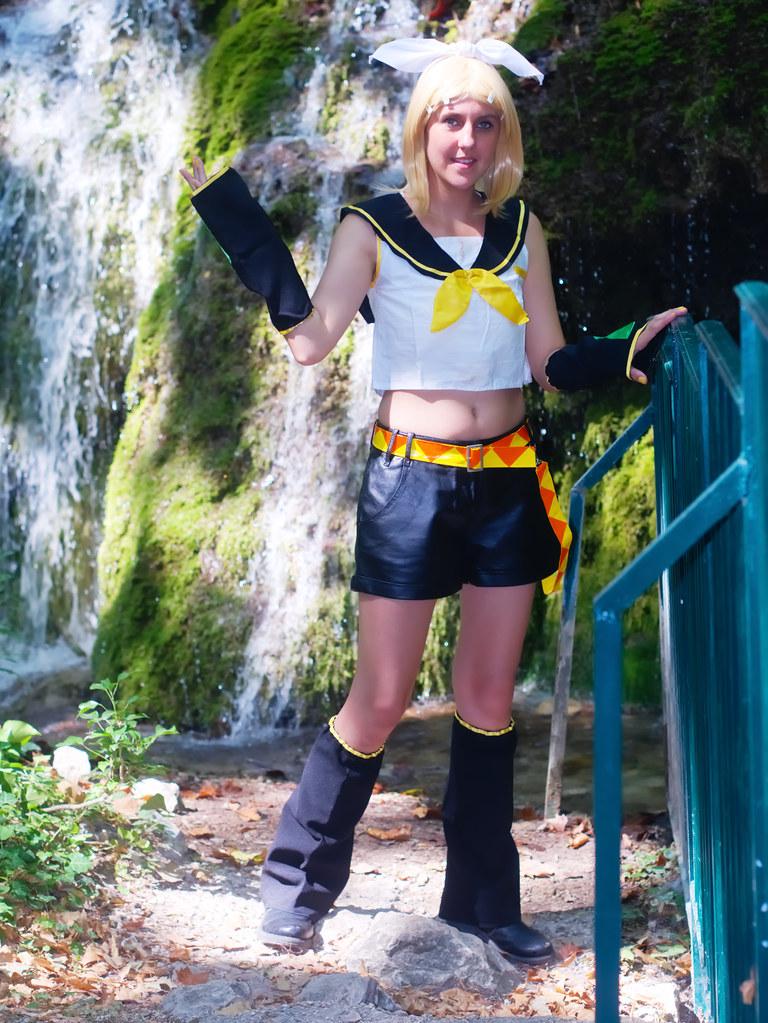 related image - Shooting Rin kagamine - Vocaloid - Parc de Saint Pons -Gemenos- 2015-08-05- P1170701