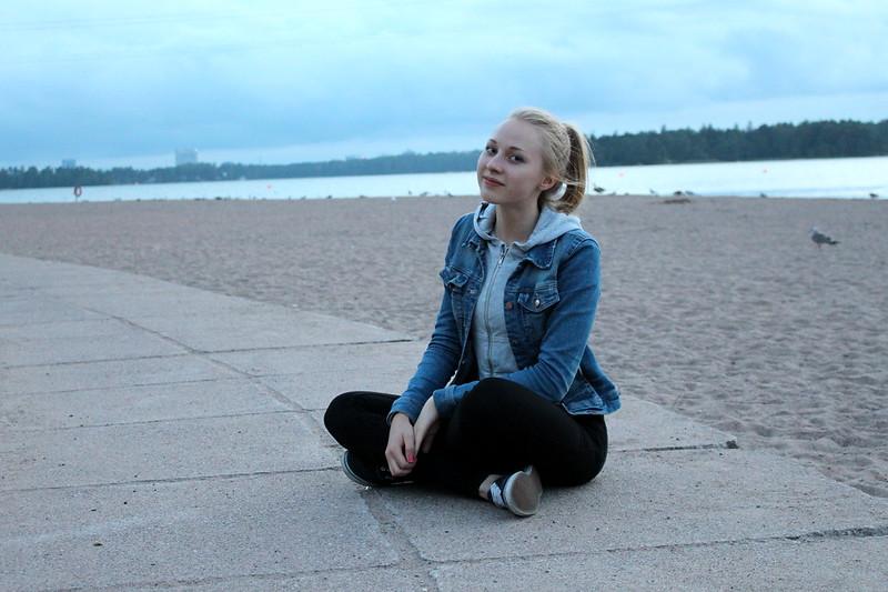 hymyä