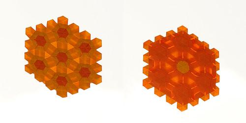 Origami Earthstar (Halina Rościszewska-Narloch)