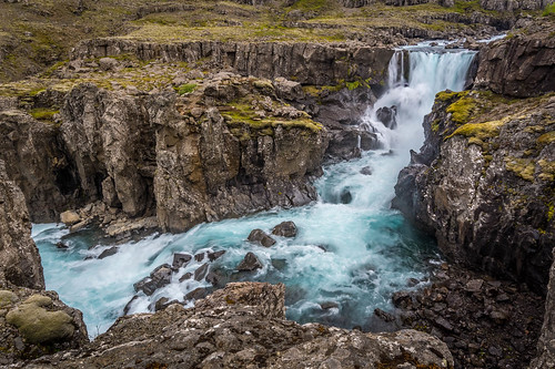 travel vacation water river landscape photography is waterfall iceland nikon rocks stream east basalt d7100