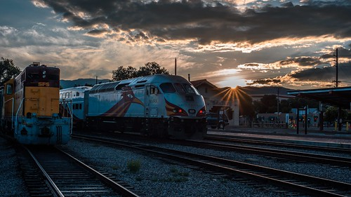 Rail Runner Rise by Geoff Livingston