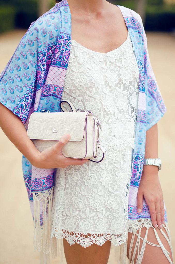 Cómo combinar un kimono II