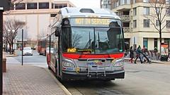 WMATA Metrobus 2016 New Flyer Xcelsior XN40 #2964