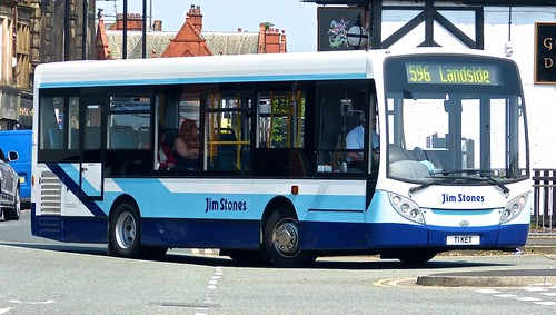T1 KET 'Jim Stones Coaches' ADL Enviro 200 on Dennis Basford's 'railsroadsrunways.blogspot.co.uk'