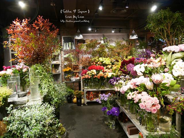 日本東京表參道花店咖啡館Aoyama Flower Market Tea House青山店  (34)
