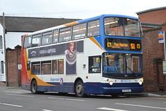 Stagecoach Merseyside & South Lancashire 18002 SF53BZJ