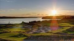Chambers Bay Sun Flare edit