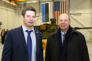 Project engineer supports U.S. military, diplomatic missions in Estonia