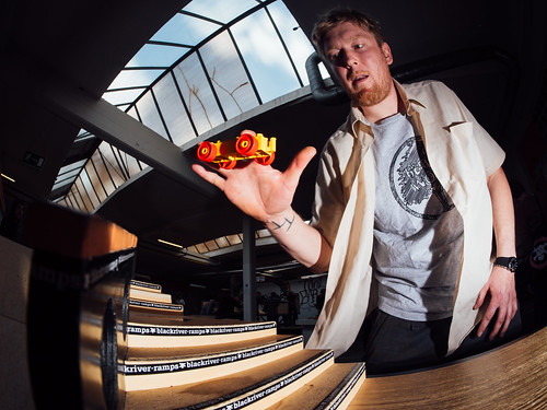 Timo Kranz @ Fast Fingers 18
