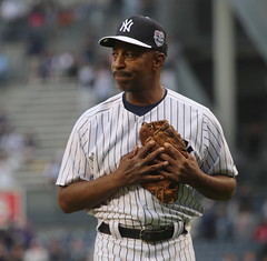 Yankees Old Timers' Day 6/20/2015