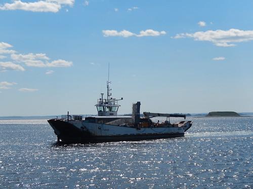 Big Tancook Island - ferry