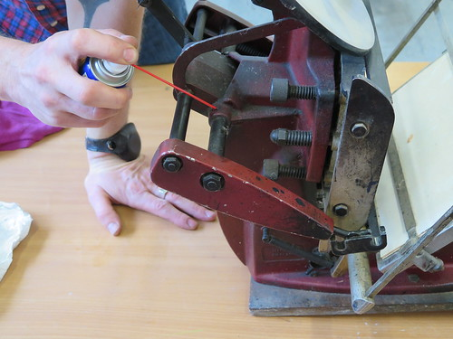 Adana Press, Maintenance