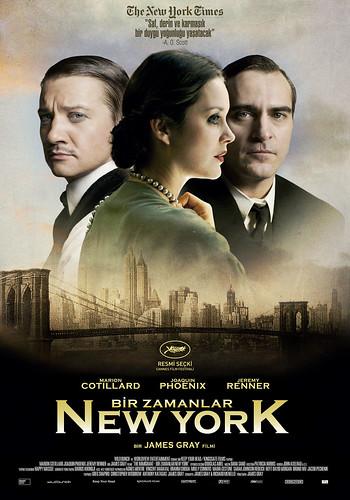 Bir Zamanlar New York - The Immigrant (2015)