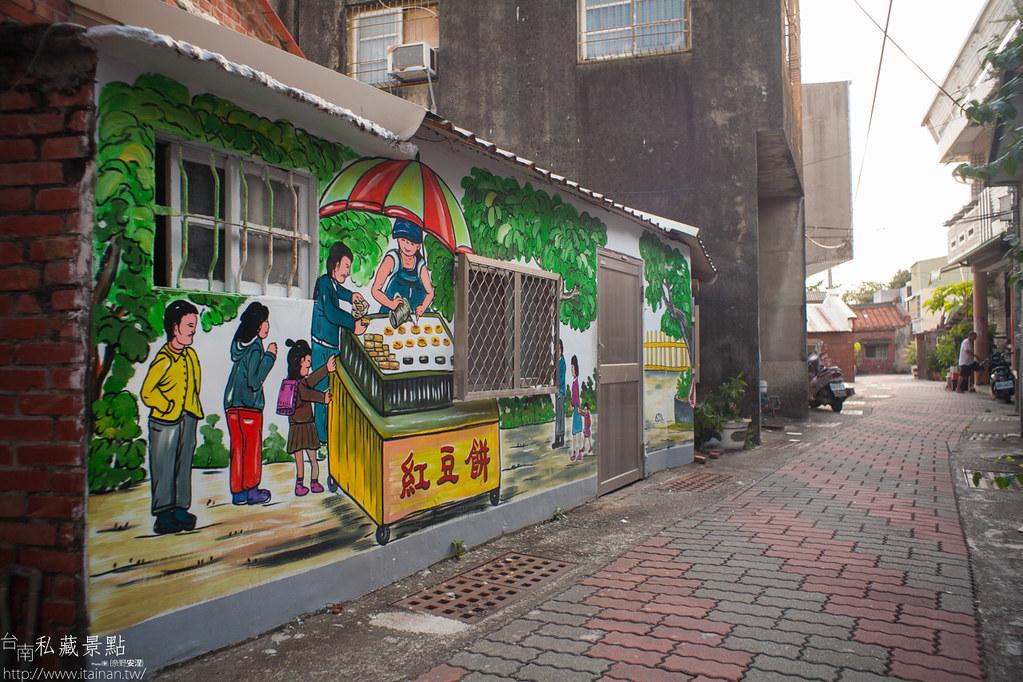 台南私藏景點-喜樹社區  (6)