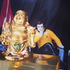Kirk and Buddha