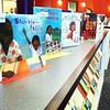 Black History Month adorns the shelves... by Live Oak Public Libraries