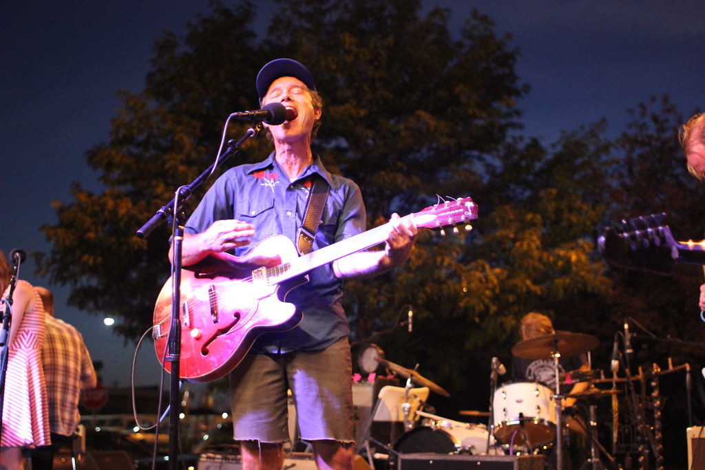 Simon Joyner & the Ghosts   Grand Island, NE   Good Living Tour   7.25.15