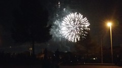 2015 Breckenridge Park Fireworks in Richardson TX