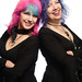 tish & snooky by dsrphoto