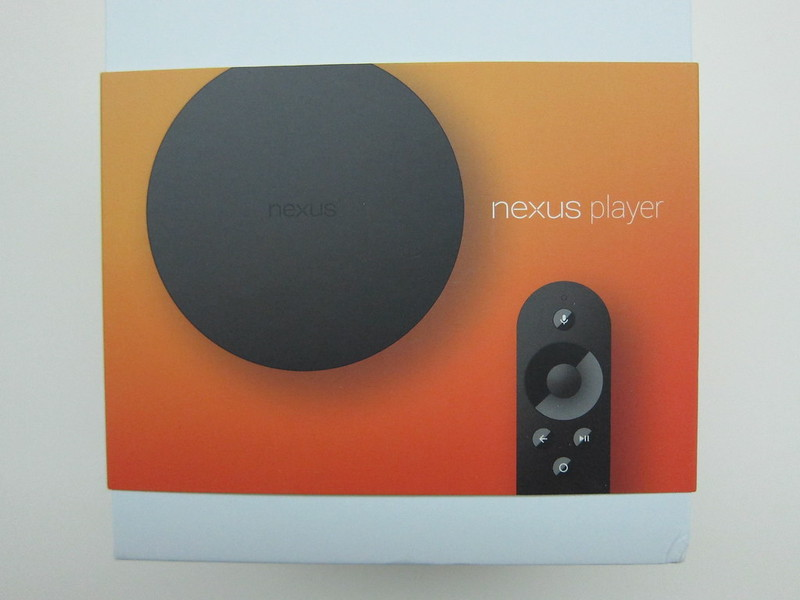 Nexus Player - Box Front