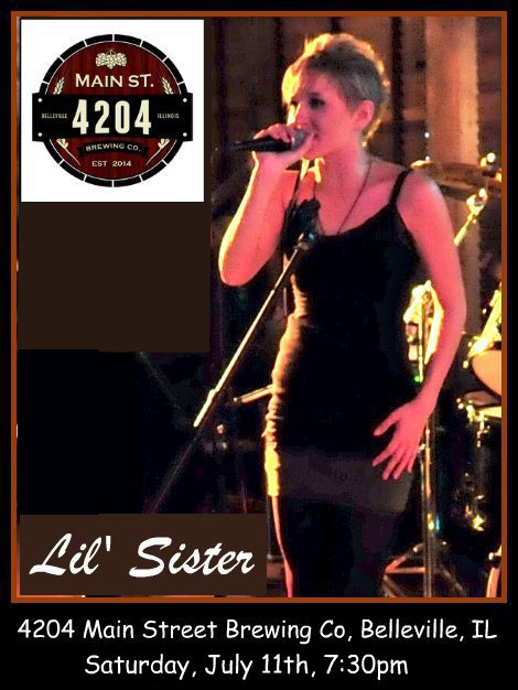 Lil' Sister 7-11-15