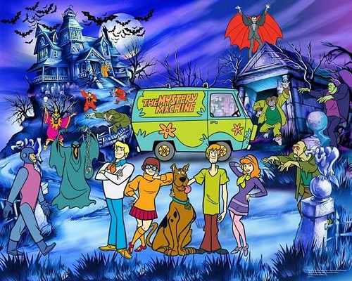 Scooby-Doo Cartoon01