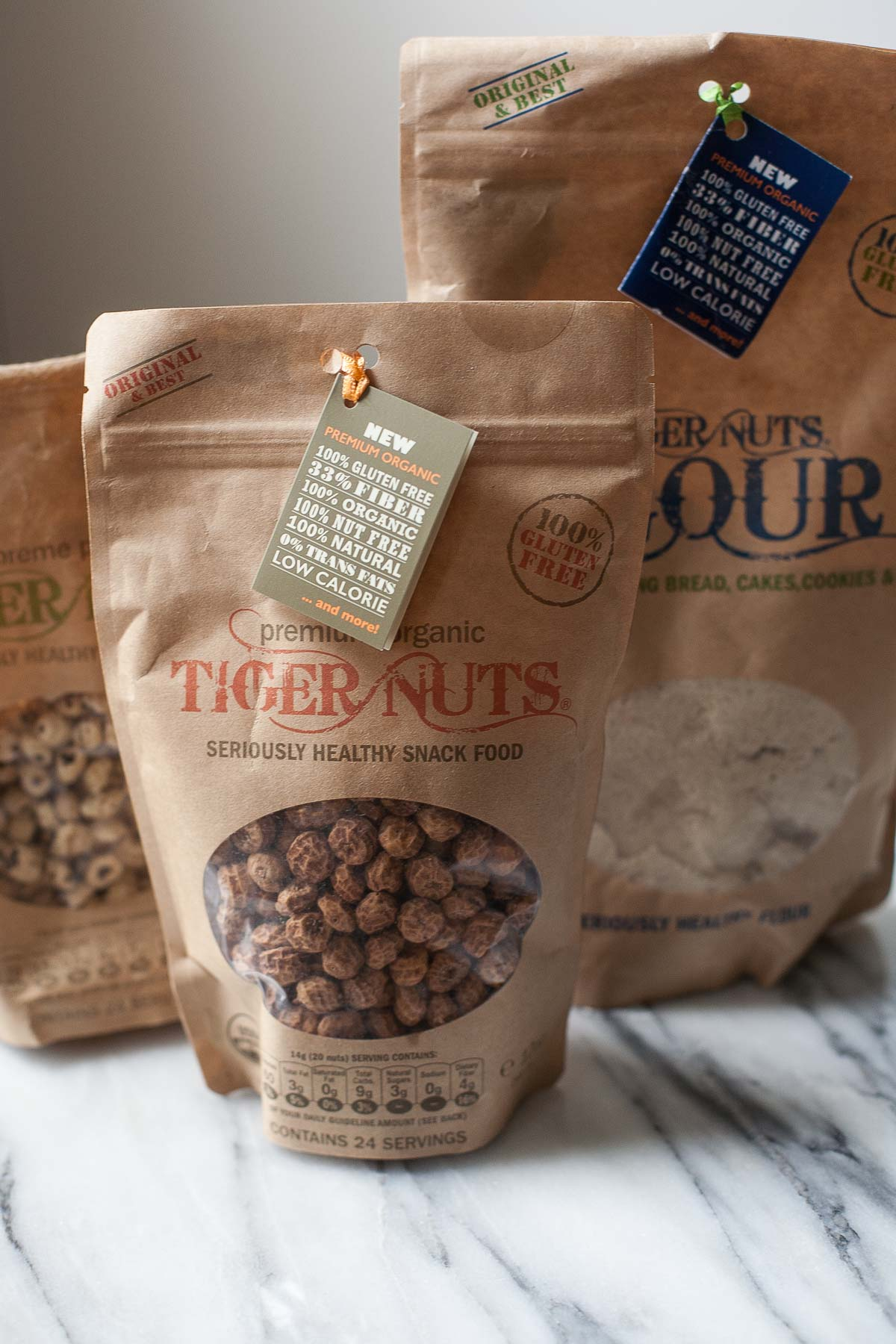 Tiger Nuts (Paleo) | acalculatedwhisk.com