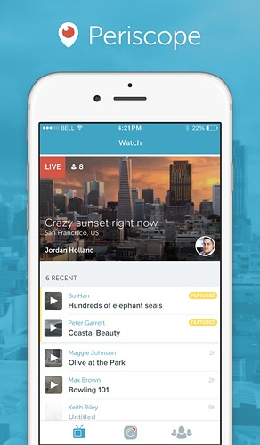 App-Check Periscope