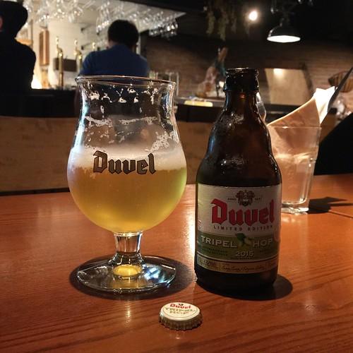 Duvel Tripel Hop 2015/デュベル トリプルホップ2015