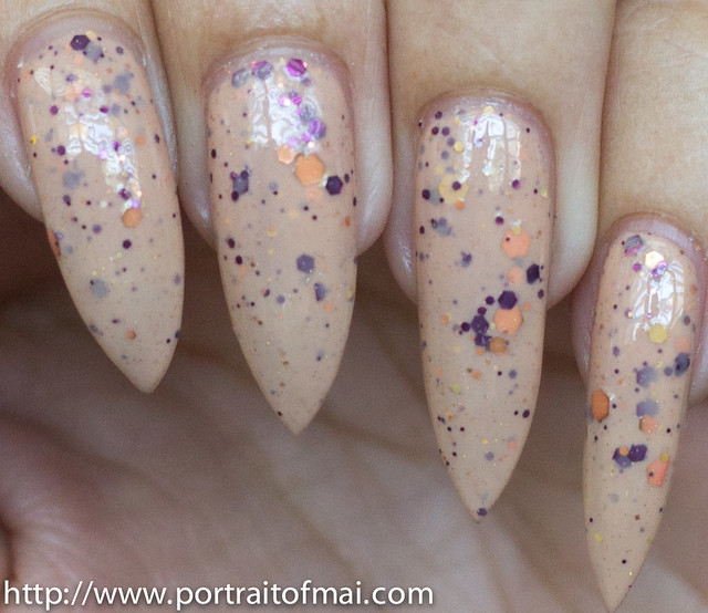 kbshimmer summer collection part two final swatches (3 of 9)