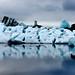 Jökulsárlón Glacier lagoon by Melinda ^..^
