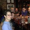 "New Deck Tavern 1st place Quizo winners ""Brady Likes to Master Deflate"""